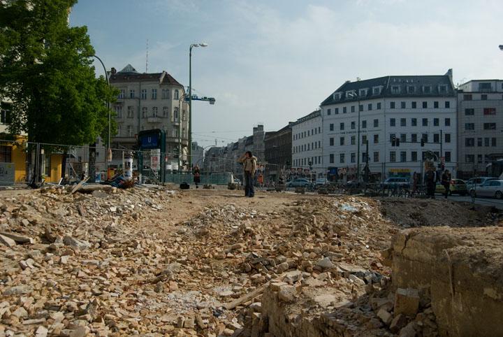 Brunnenstrasse 1-2, Berlin